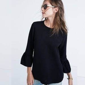 Madewell Bell Sleeve Blouse